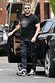 ben affleck and female friend head out 04