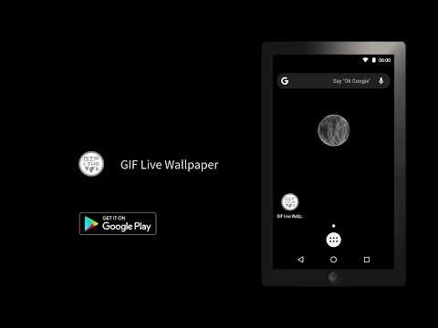 20+ 4K Gif Wallpaper Phone Background