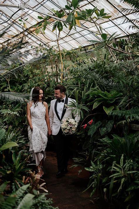 Melbourne Botanical Gardens // Quat Quatta Wedding // John