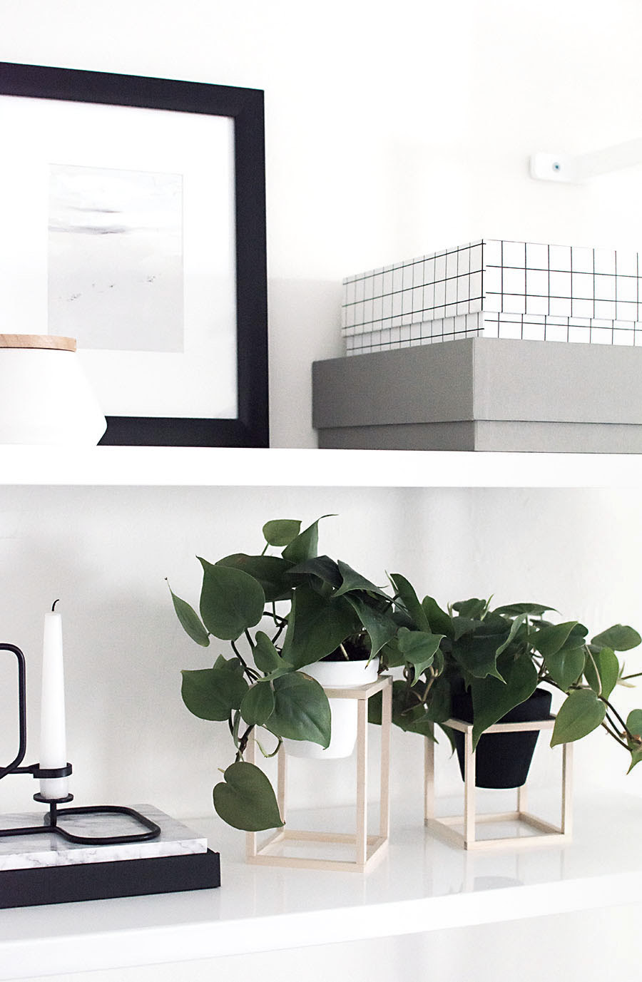 Diy Mini Plant Stands Homey Oh My