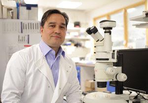 Professor Ali and his research team