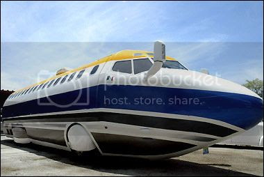 Lumusine Boeing 727-100