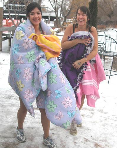 too blankets