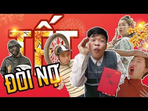 TẾT ĐÒI NỢ - CHUYỆN TRUNG RUỒI KỂ - Hài Tết 2020 - Nhạc Chế