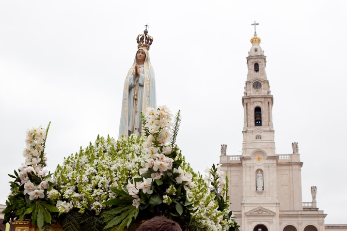 Anniversary International Pilgrimage: Eucharist, blessing