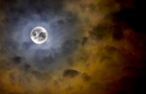 New Year Moon
