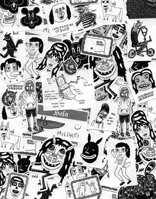 sticker packs with Pacolli