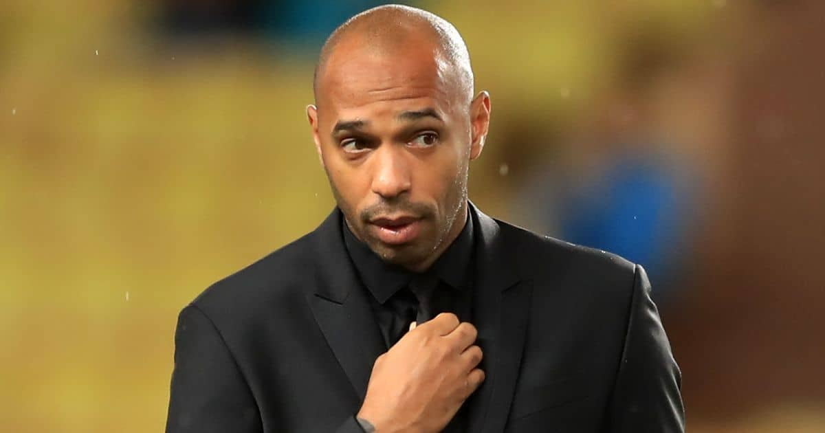 Thierry Henry gives eight-word response to Tottenham coach talk