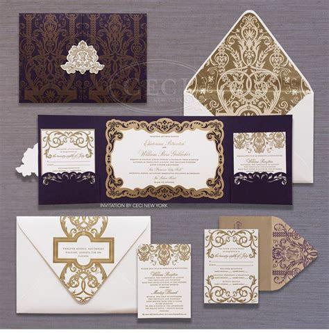 Best 10  Luxury wedding invitations ideas on Pinterest