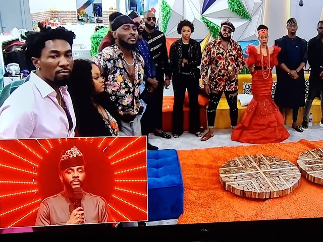 BBNaija: Here's how viewers voted for their favourite housemates this week