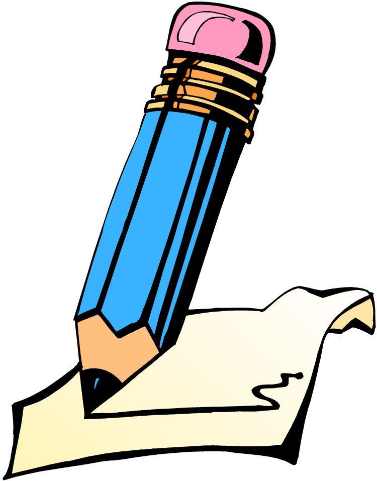 Writing Clip Art Animated | Clipart Panda - Free Clipart ...