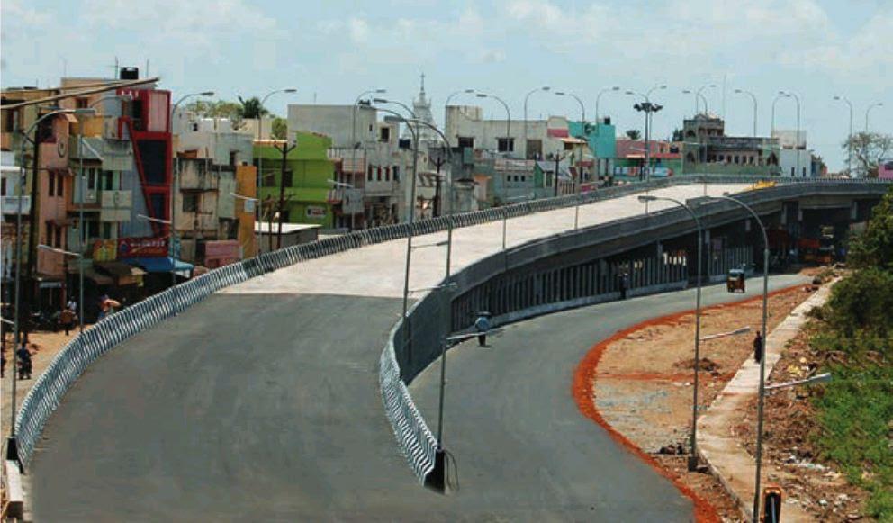 Image result for trichy periyar nagar bridge