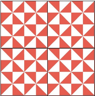 Geometric Pattern #09
