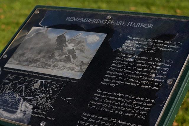 Battleship Oregon Memorial