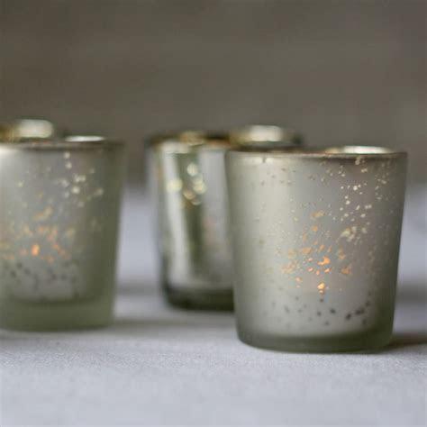 antique silver tea light holder   wedding