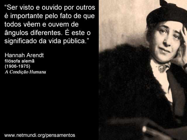 Hannah Arendt 8 Netmundiorg