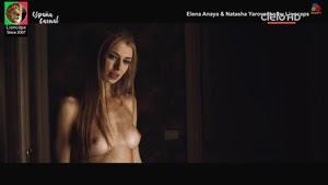 Elena Anaya and Natasha Yarovenko nude and sexy in movie Habitacion en Roma #1