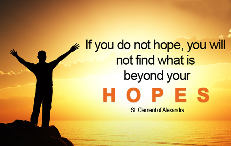 Inspirational Hope Messages Quotes To Never Loss Hope Wishesmsg