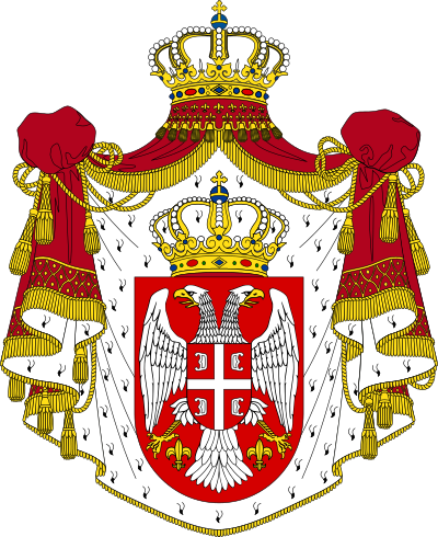 File:Royal Coat of arms of Serbia (1882–1918).svg