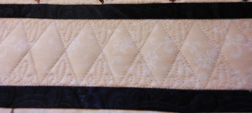 diamond quilting tutorial