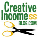 creativeincome button Let Us Help Promote You!