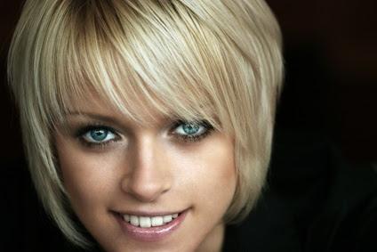 Welche Frisur Bei Rundem Gesicht Mode Kosmetik Friseur