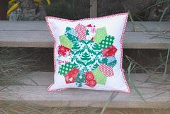 Christmasy pillow