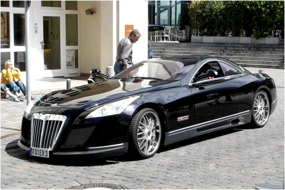 Maybach Exelero 2005 - 2005 Coupe :: OUTSTANDING CARS