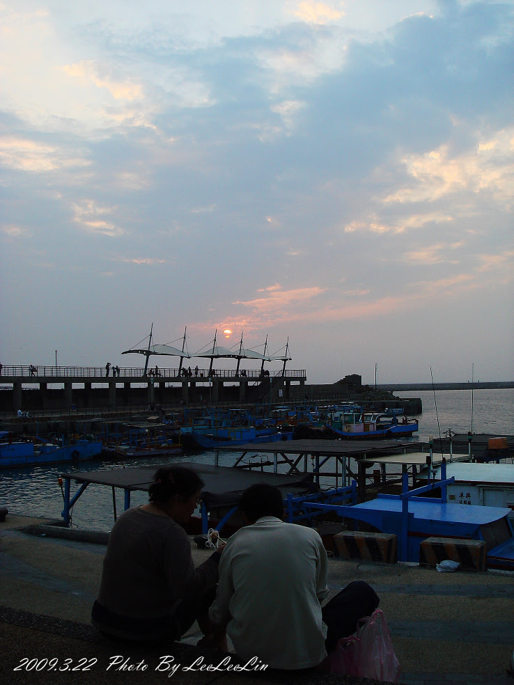 竹圍漁港漁產品直銷中心