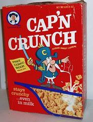 1963 Cap'n Crunch box