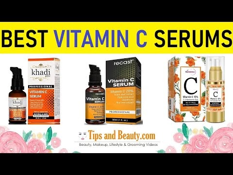 5 Best Vitamin C Serums For Face in India (2020)| Melarid Face Wash