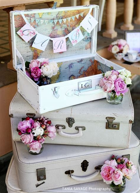 25  best ideas about Wedding Card Suitcase on Pinterest