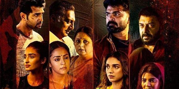 Image result for Chekka Chivantha Vaanam movie pic