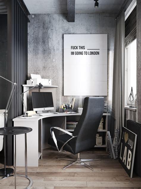 masculine home office ideas inspirations man