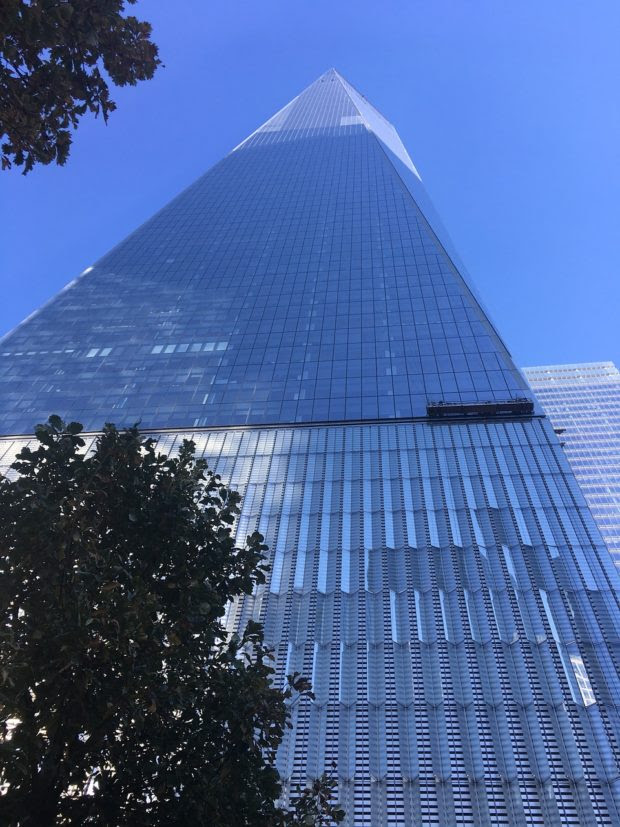 A Closer Look at One of New York's Finest — the One World Trade Center