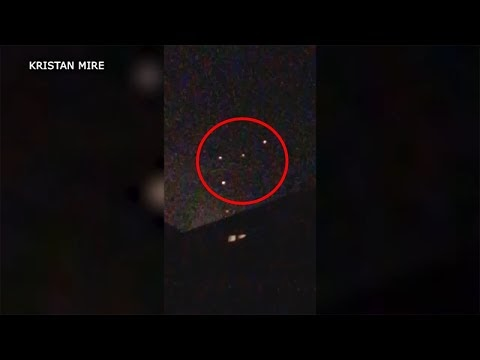 [VIDEO] Mysterious Lights Appear Over Two Major Cities
