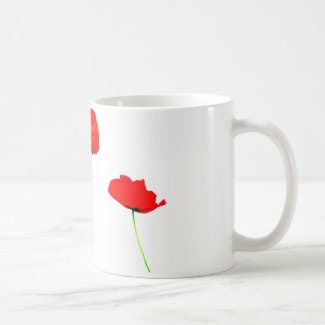 POPPY Collection (03) Mug mug