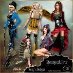 SteampunkGirls