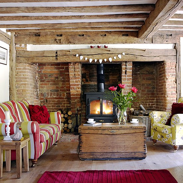 On Style Today 2021 02 21 Country Living Room Decorating Ideas Here