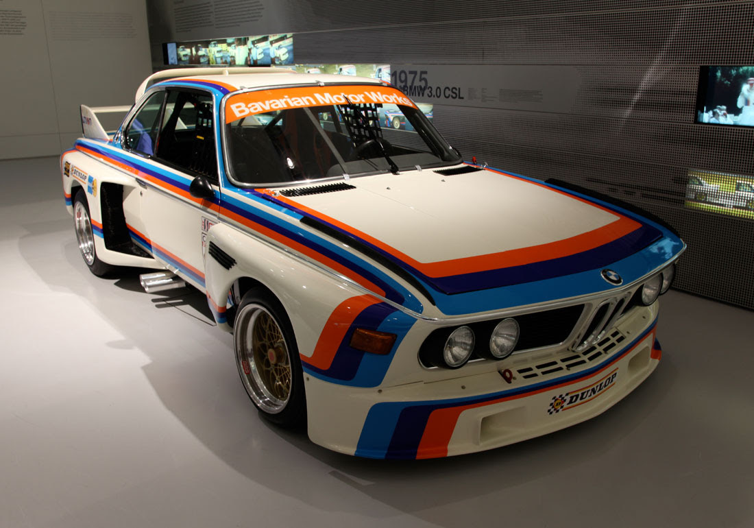 BMW Racing Heritage on Track at Rolex Monterey Motorsports ...