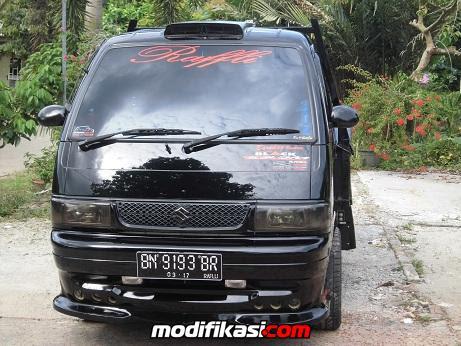 Kumpulan Modif Bemper Mobil Pick Up HD