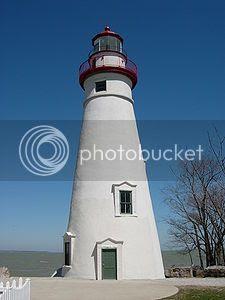 Marblehead Light Lake Erie Ohio