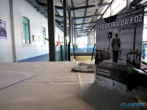 Exposição coletiva de Fotografia «Figueira da Foz, aqui sou feliz» - Mesa e galeria [en] Exhibition of Photography «Figueira da Foz, I am happy here»