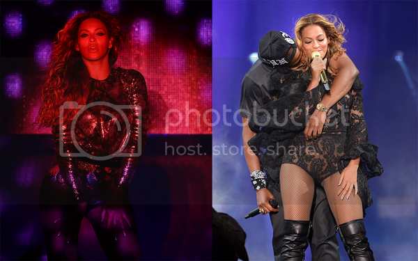 Beyoncé announces premiere date for 'On The Run' HBO special...