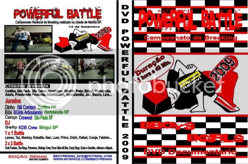 Baixar  DVD Powerful Battle 2009