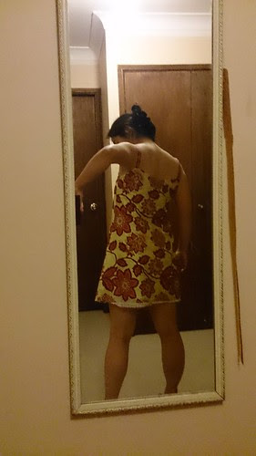heirloom dress!