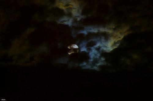 Luna 10 de Noviembre 2011 by Alejandro Bonilla