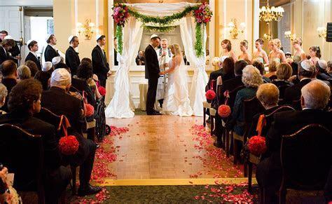 Seattle Tennis Club Wedding ? A Jewish Wedding Ceremony