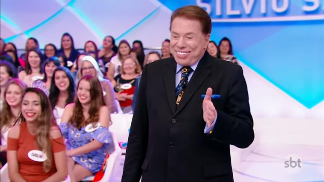 """Resultado de imagem para Silvio Santos diz que vai ser candidato a presidente: """"depois que o Huck se candidatou eu vou"""""""