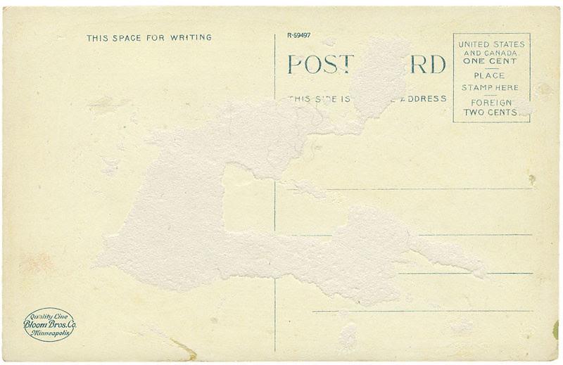 Fargo post card_tatteredandlost